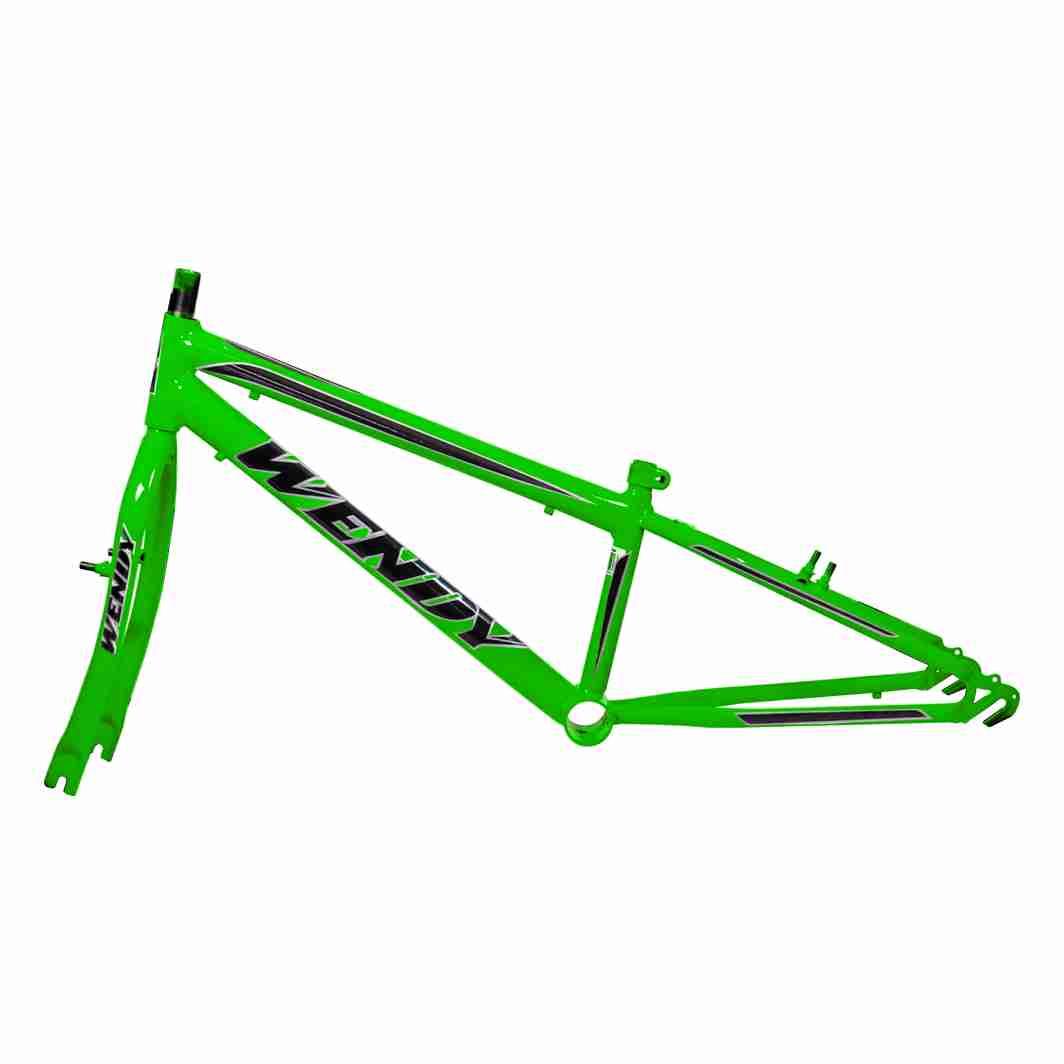 Kit 24 Rebaixado Neon Verde C/Pivo