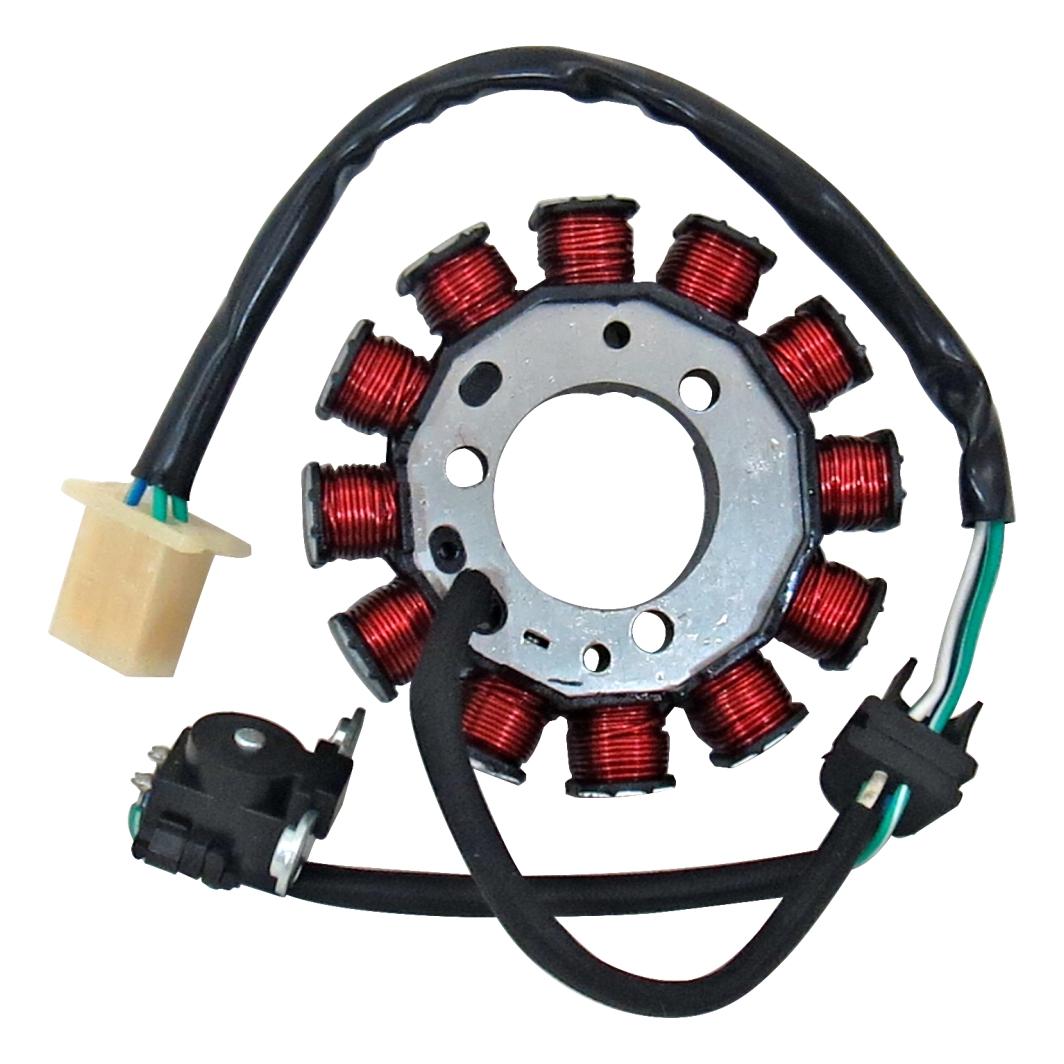 Estator Magneto Completo NXR 150 09/Mix/Flex