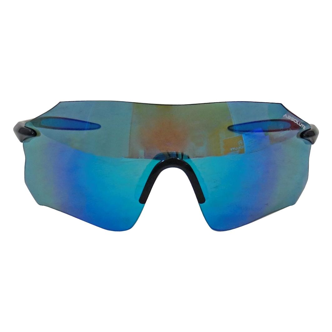 Oculos ABS Prime SL Preto/Azul Lente Azul