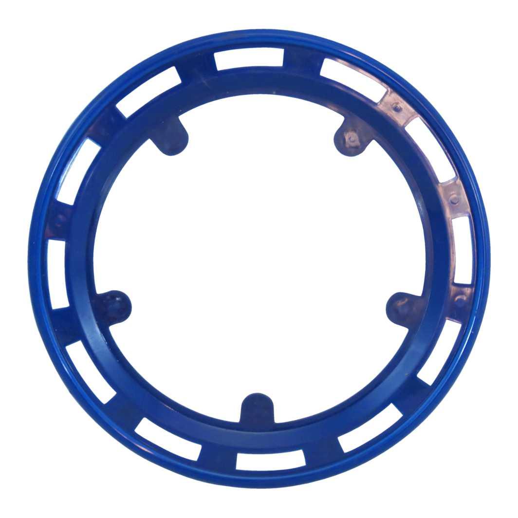 Protetor Plastico 5FT/MK Largo Azul