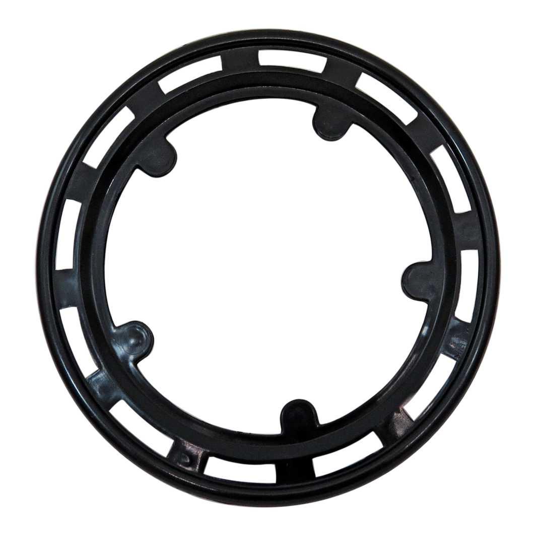 Protetor Plastico 5FT/MK Largo Preto