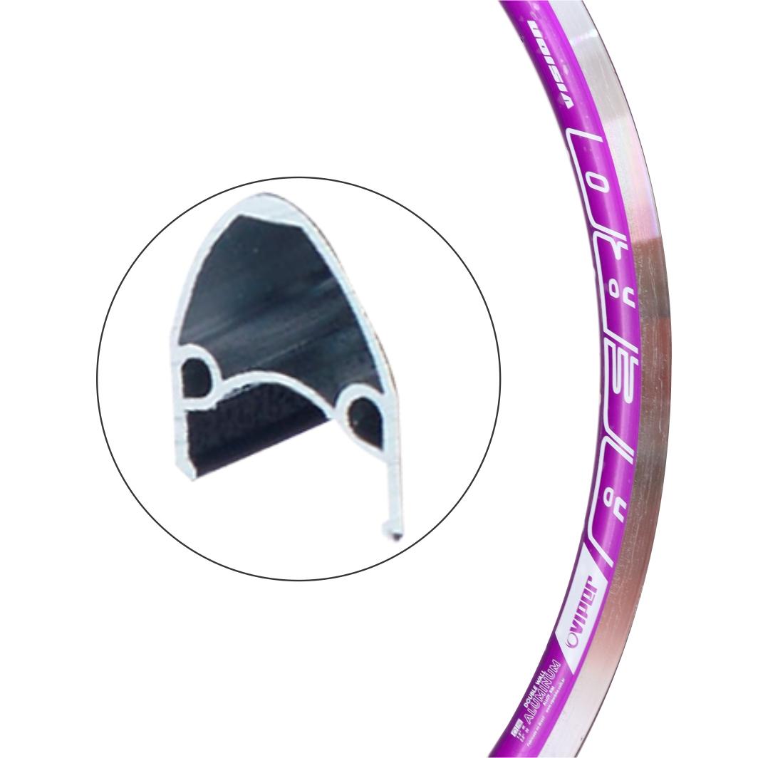 Aro Aluminio 26 Vision Lilas