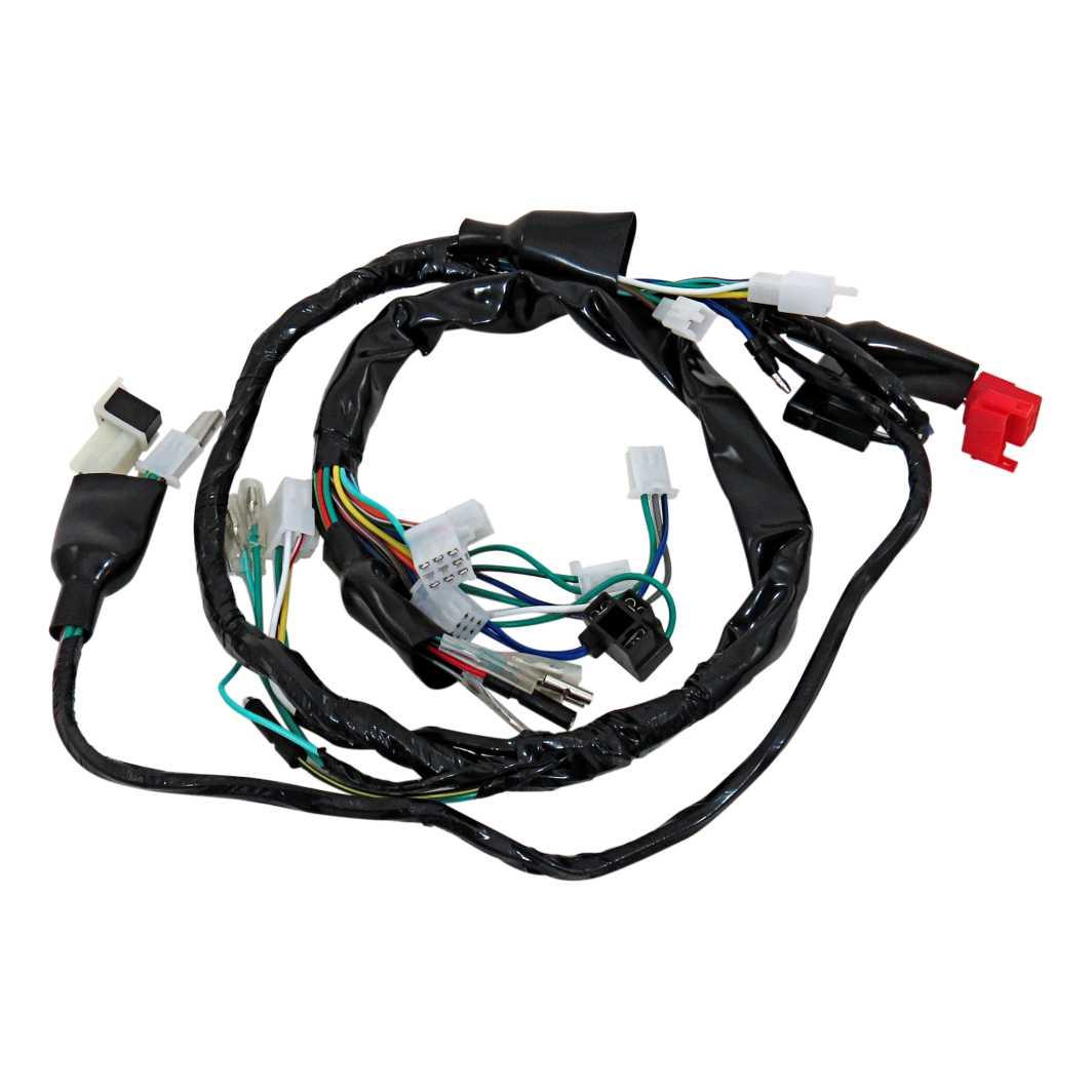 Fiação Principal Completa NXR 125 03-04 ES