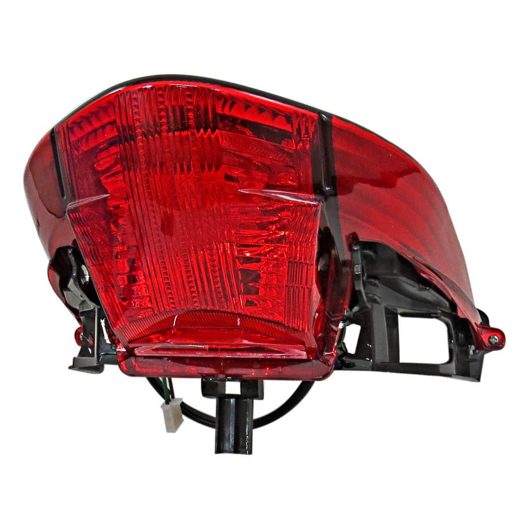 Lanterna Traseira Completa BIZ 125 11-12