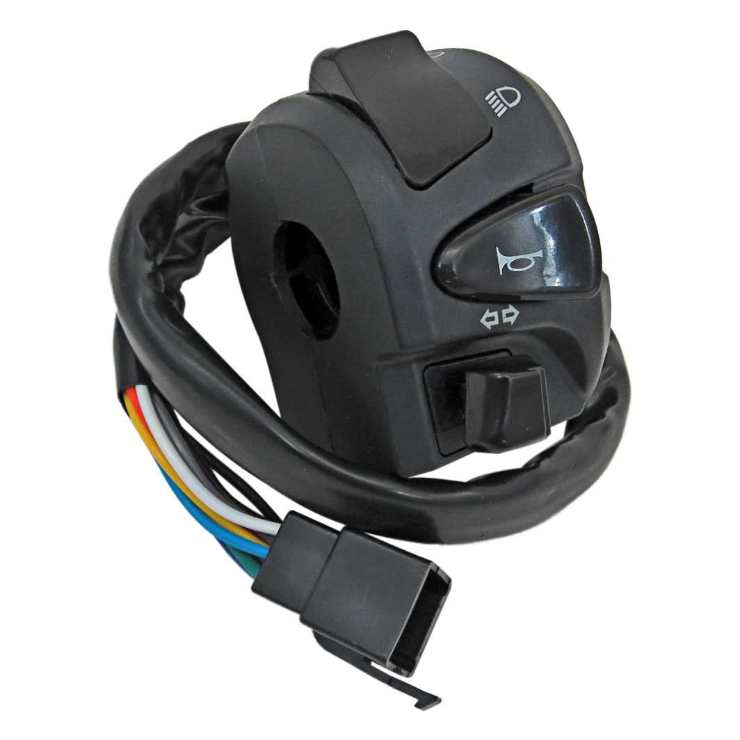 Interruptor Luz 12 Fios TITAN 150 14-/TITAN 160
