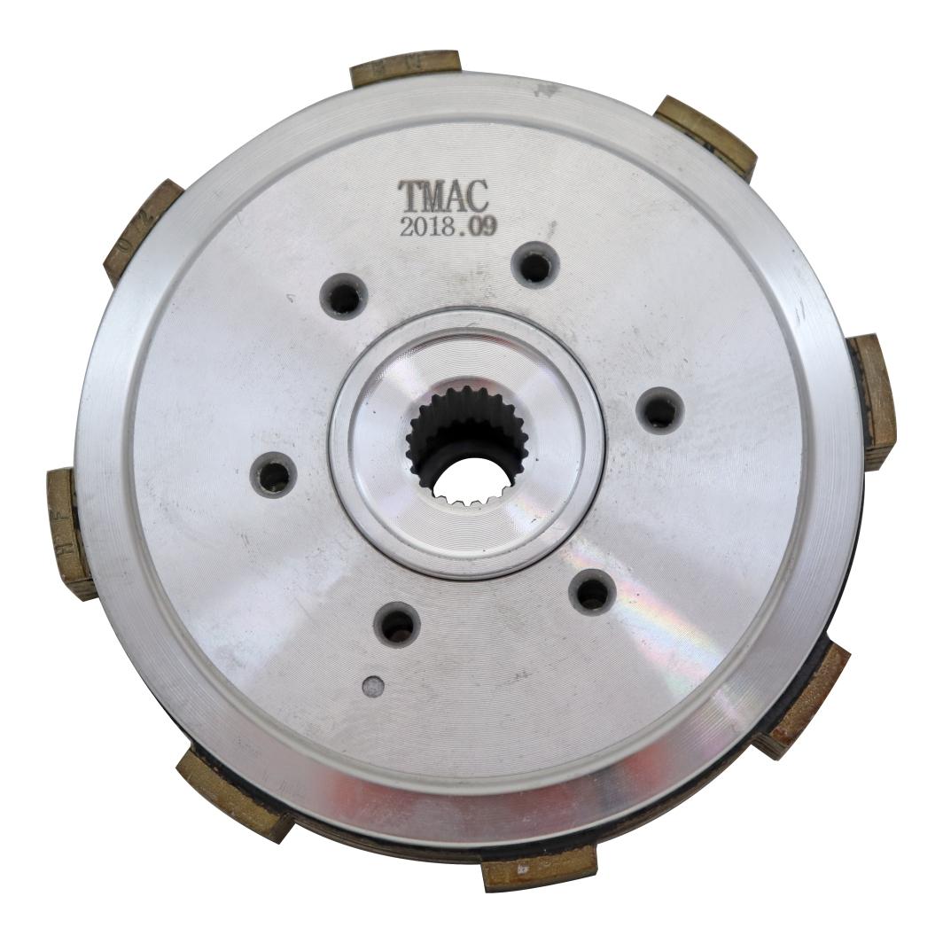 Cubo+Plator Embreagem Completa TITAN 150 06 Disco