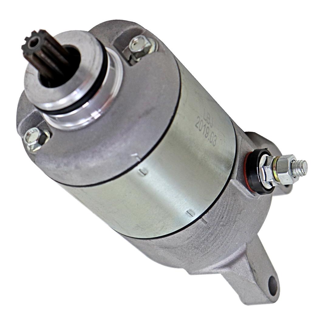 Motor Partida Completo TITAN 160/NXR 160 BROS