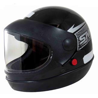 Capacete Sport Moto Tam.56 Preto PRO TORK