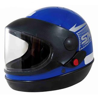 Capacete Sport Moto Tam.58 Azul PRO TORK