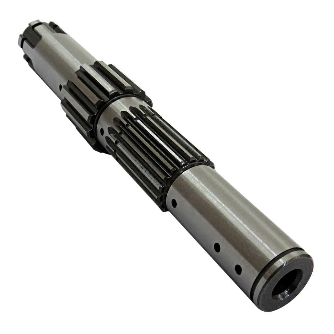 Eixo Pinhão TITAN 150 09-10/FAN 150 KS