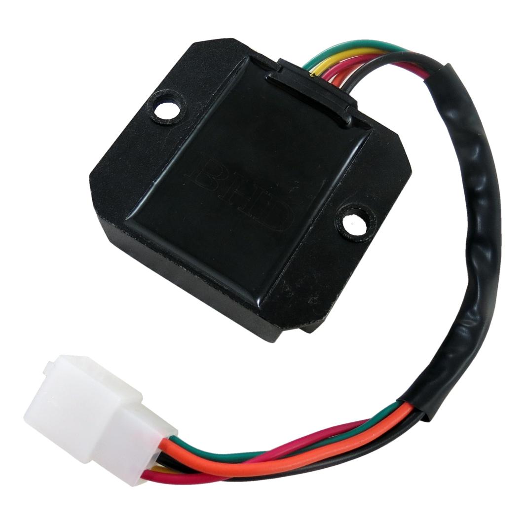 Regulador Retificador CBX 200/NX 200/XR 200