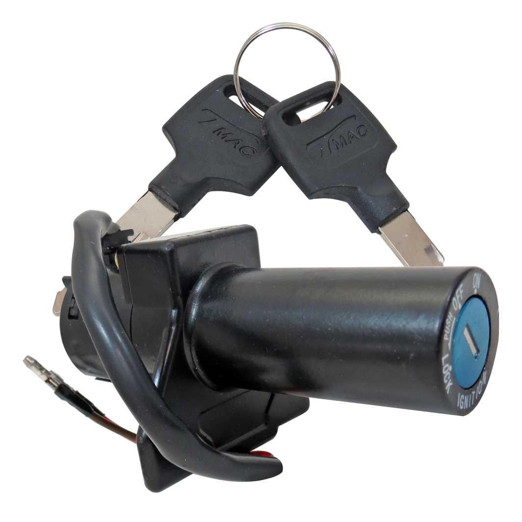 Chave Ignição FACTOR 125 09-13/XTZ 125 09