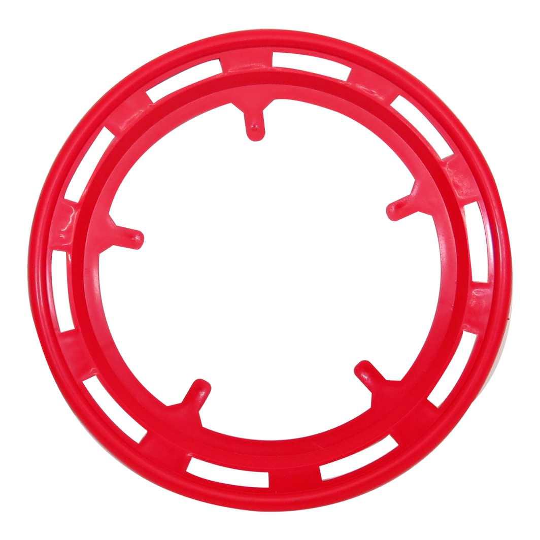 Protetor Plastico 5FP/ 36D Vermelho