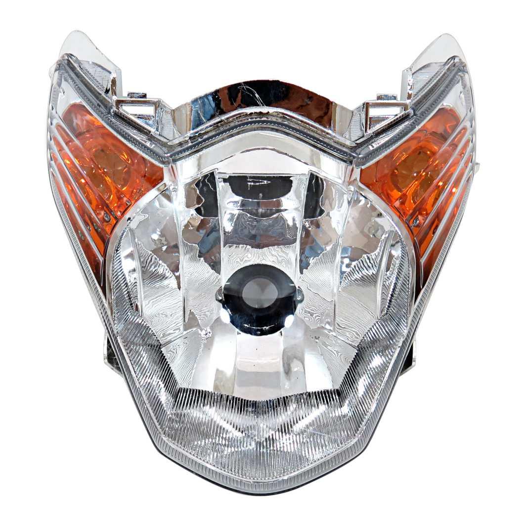 Bloco Optico Plastico TITAN 150 09-10