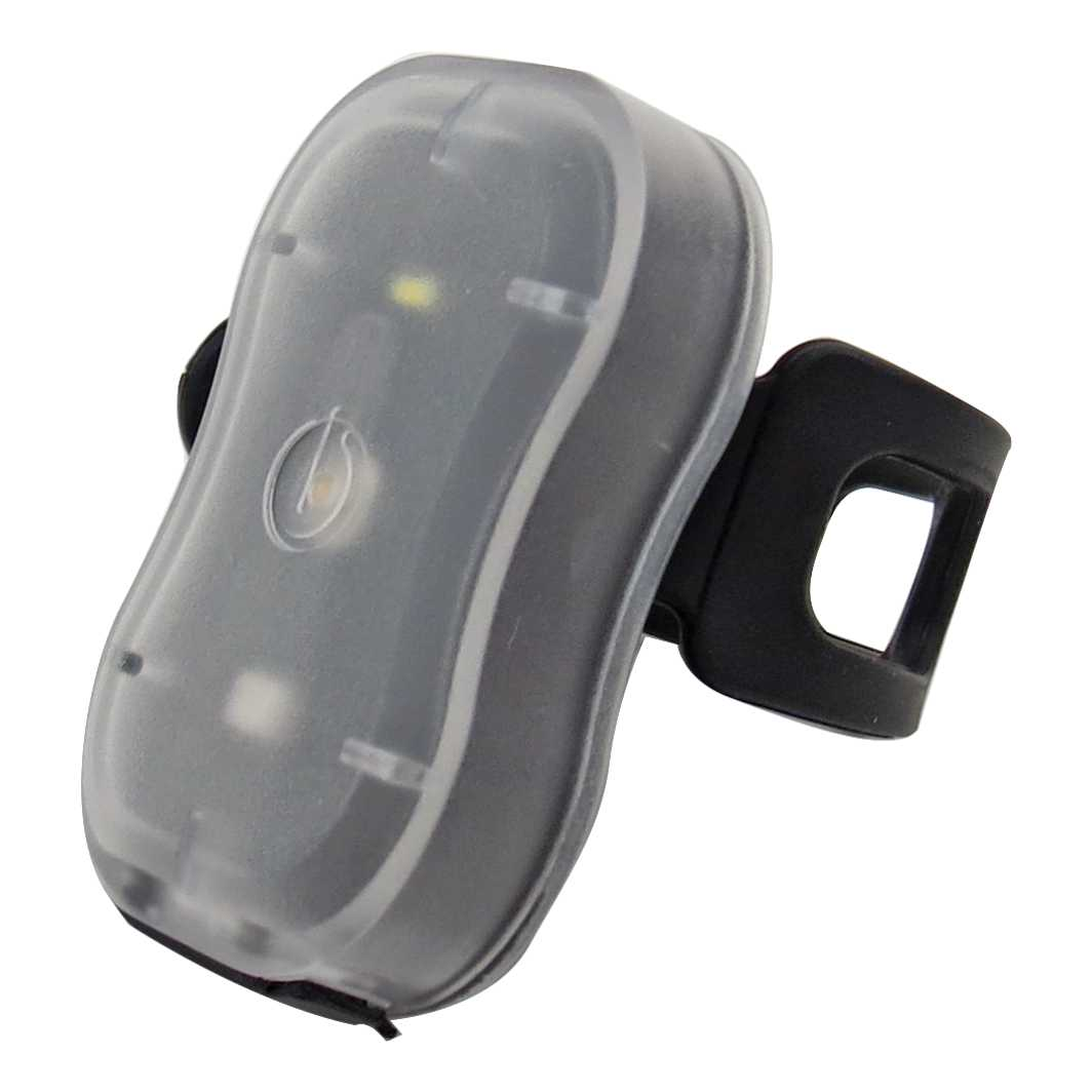 Lanterna Traseiro JY-7050 Leds Branco/Vermelho USB