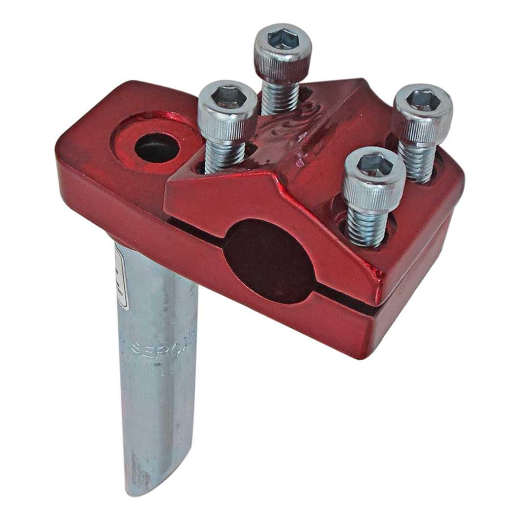 Suporte Guidão Aluminio Frestyle Vermelho