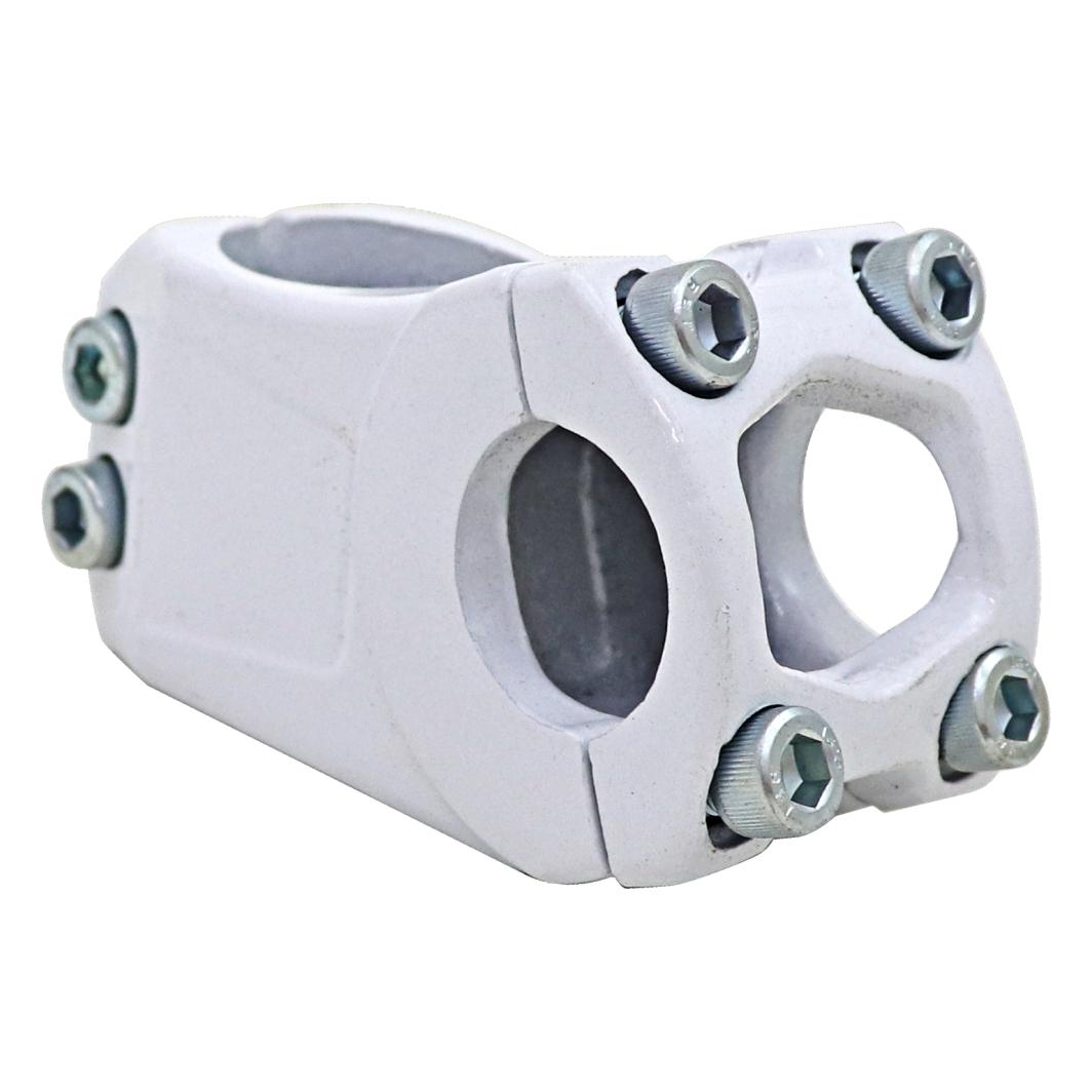 Suporte Guidão Aluminio Cross Headset Life Branco