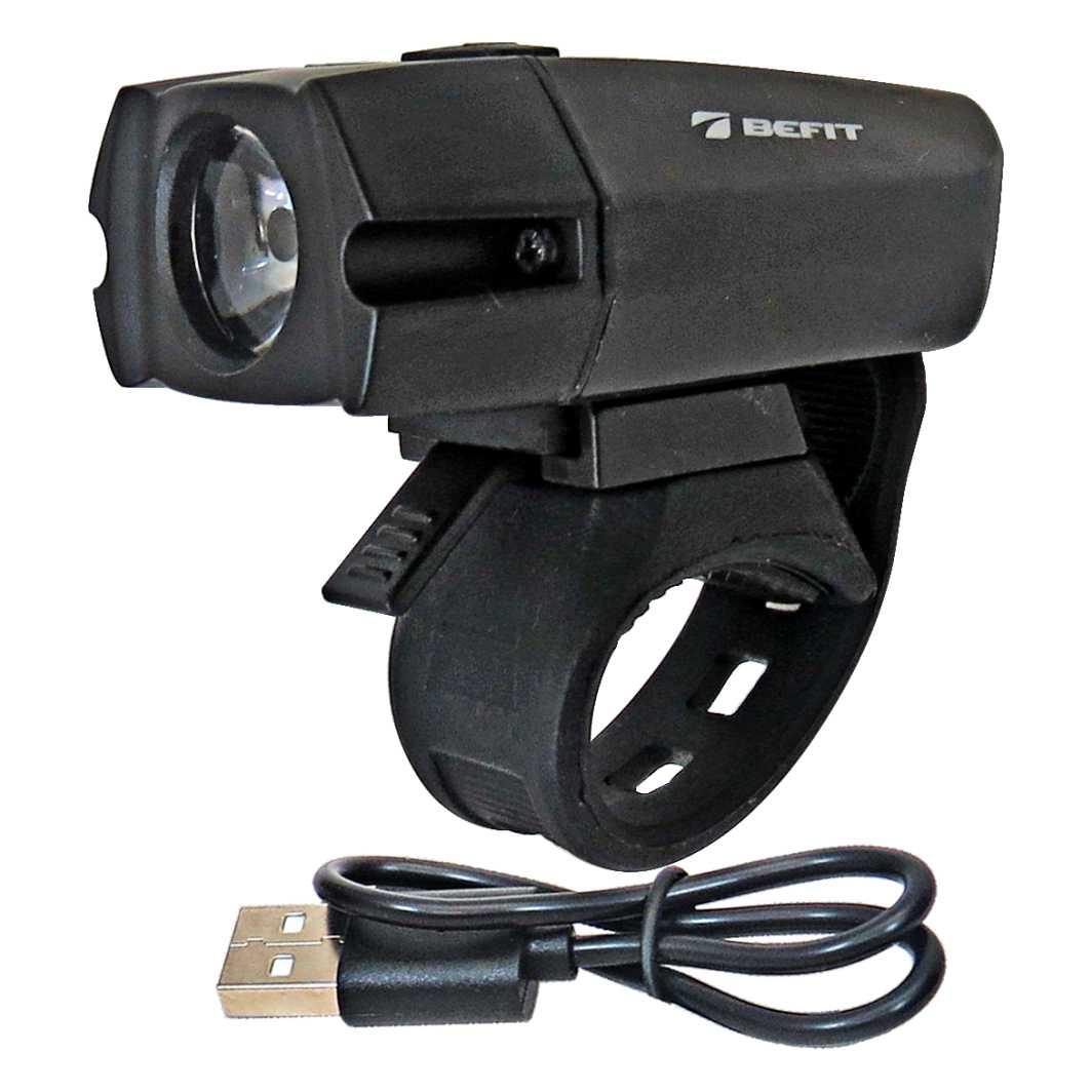 Farol 1 Led JY-7027400 Lumens USB