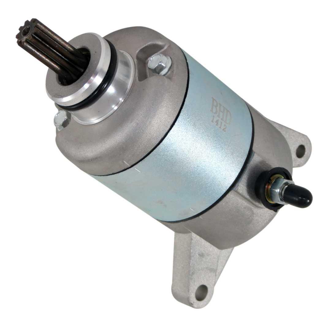 Motor Partida Completo TITAN 150 04-15/NXR 150