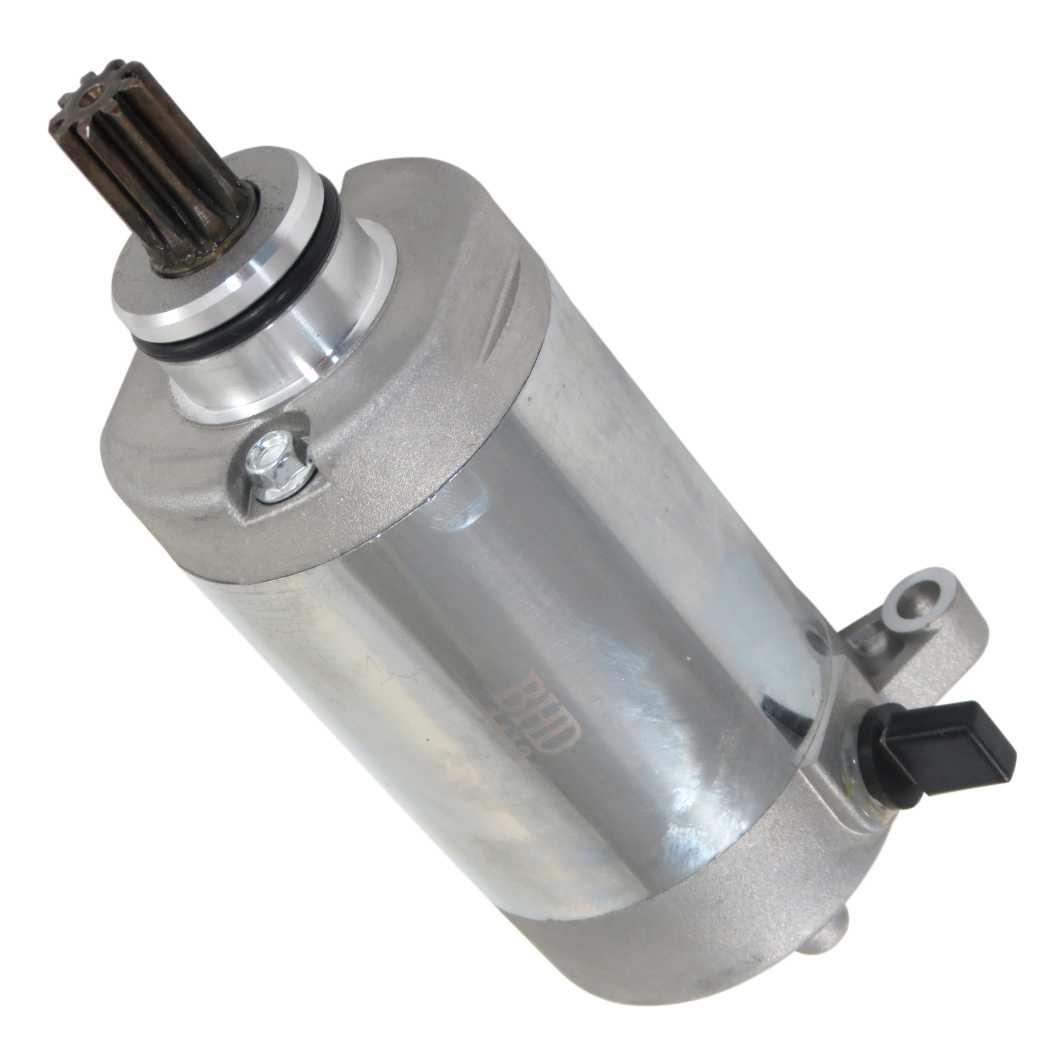 Motor Partida Completo YBR 125/FACTOR 125