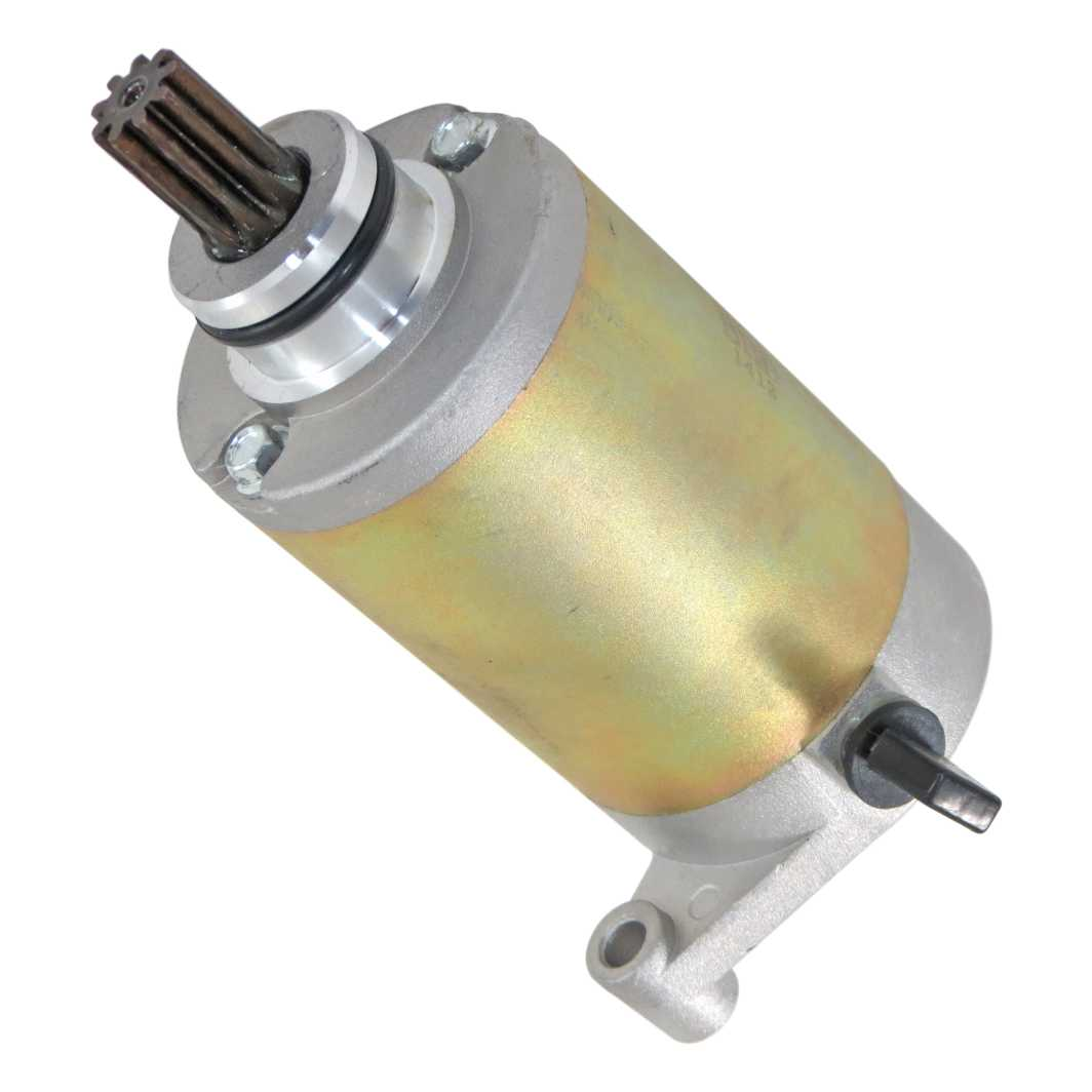 Motor Partida Completo YES 125/INTRUDER 125