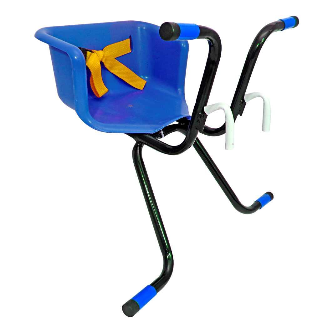 Carona Bike Plastico Stilo Azul