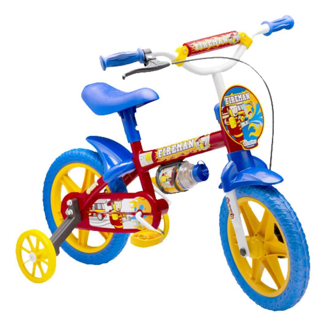 Bicicleta Aro 12 Fireman