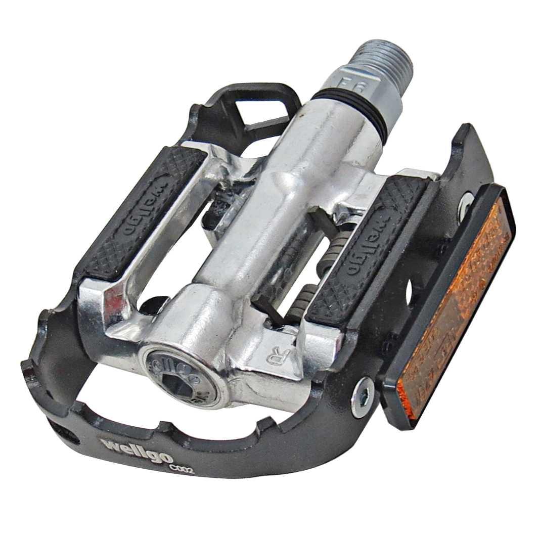 Pedal Clip MTB C002B Dupla Face