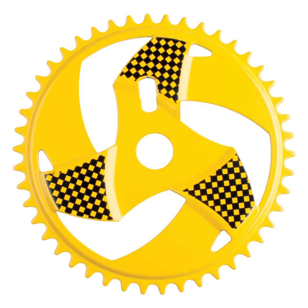 Engrenagem 46D Katavento Amarela