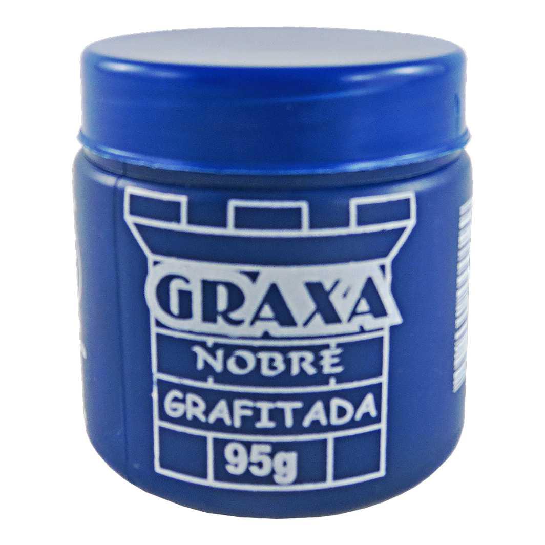 Graxa Grafitada 100g