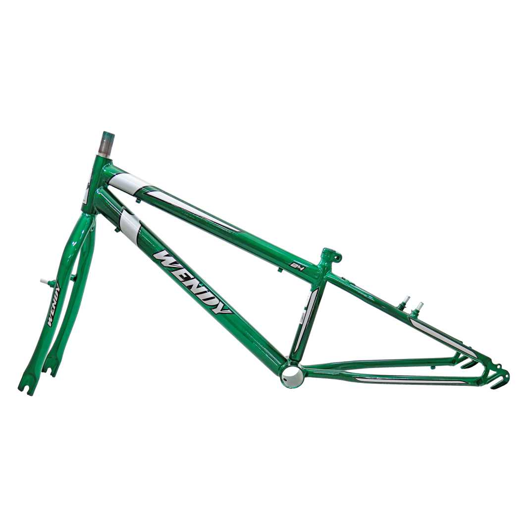 Kit 24 Rebaixado C/Pivo Verde