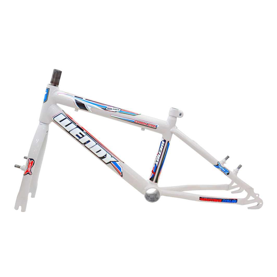 Kit 16 MTB C/Pivo Branco