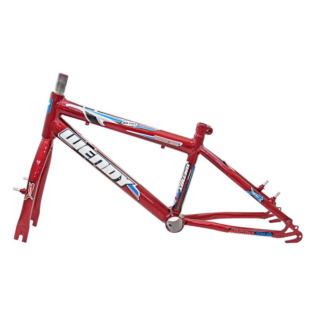 Kit 16 MTB C/Pivo Vermelho