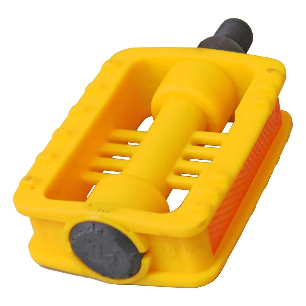 Pedal Sueco Mirim Amarelo