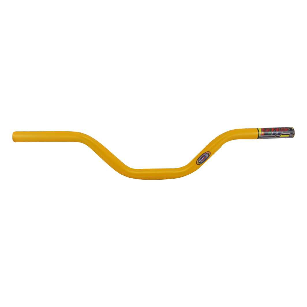 Guidão 26 Aço Hill-Color Amarelo