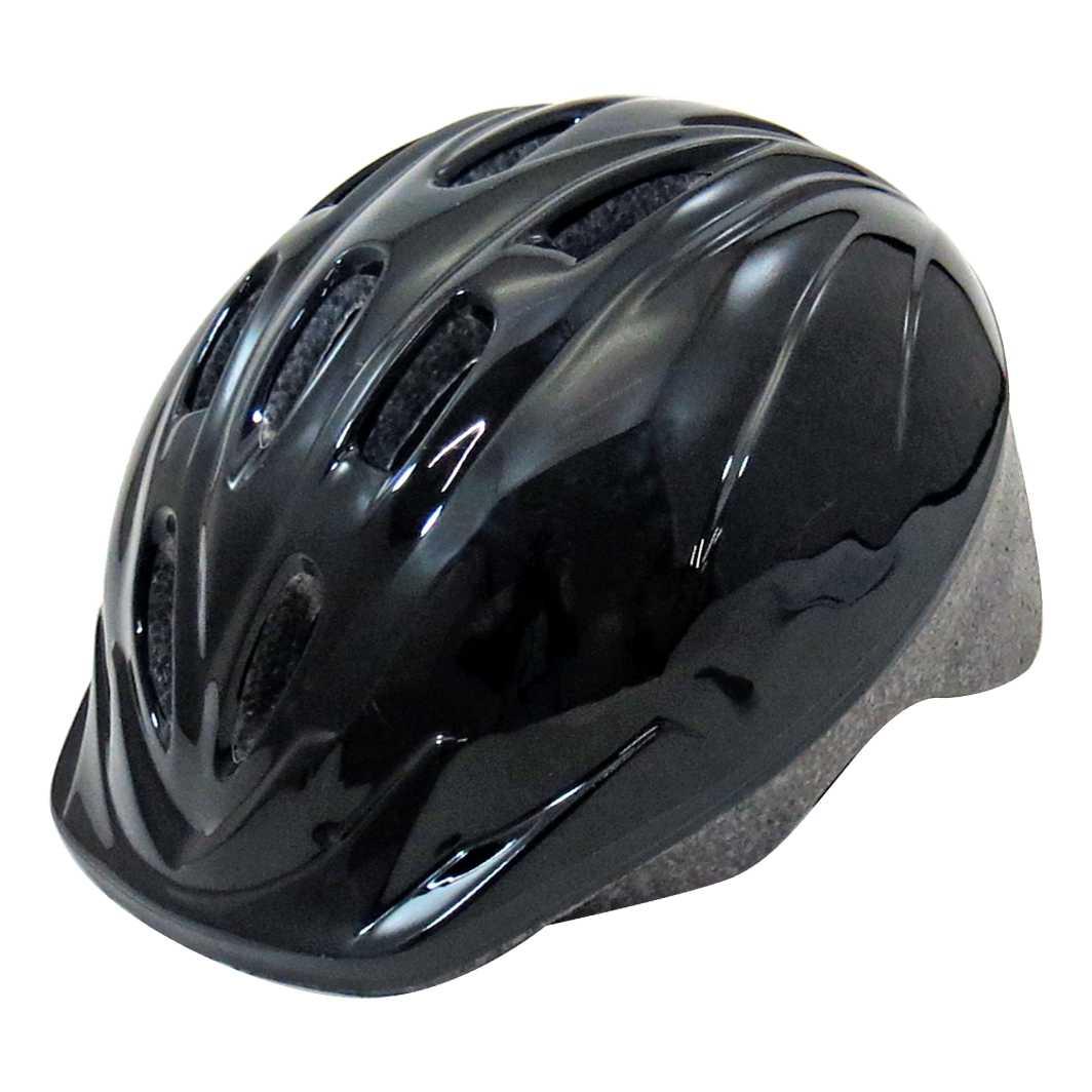 Capacete P/Ciclista infantil PZ-11 M Preto