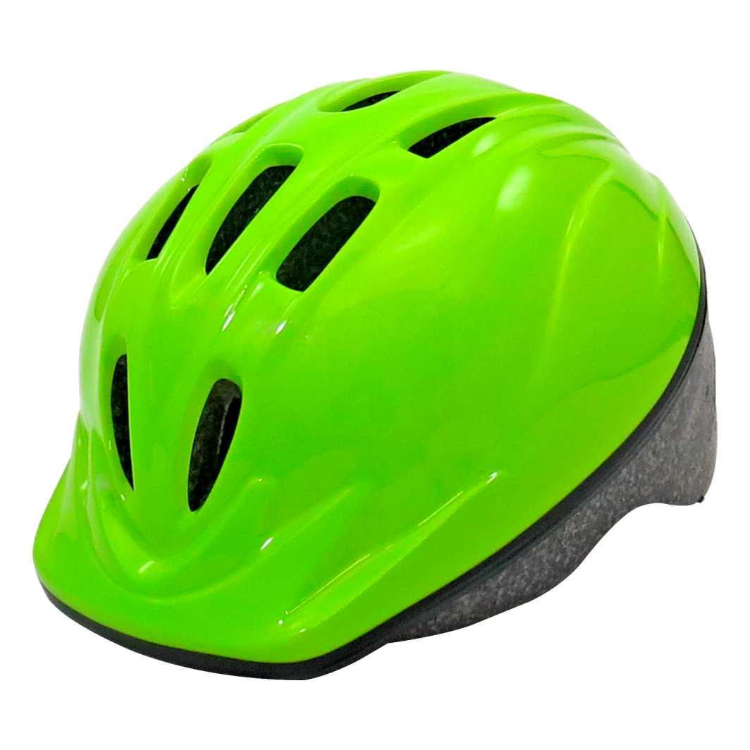 Capacete P/Ciclista Infantil PZ-11 M Verde