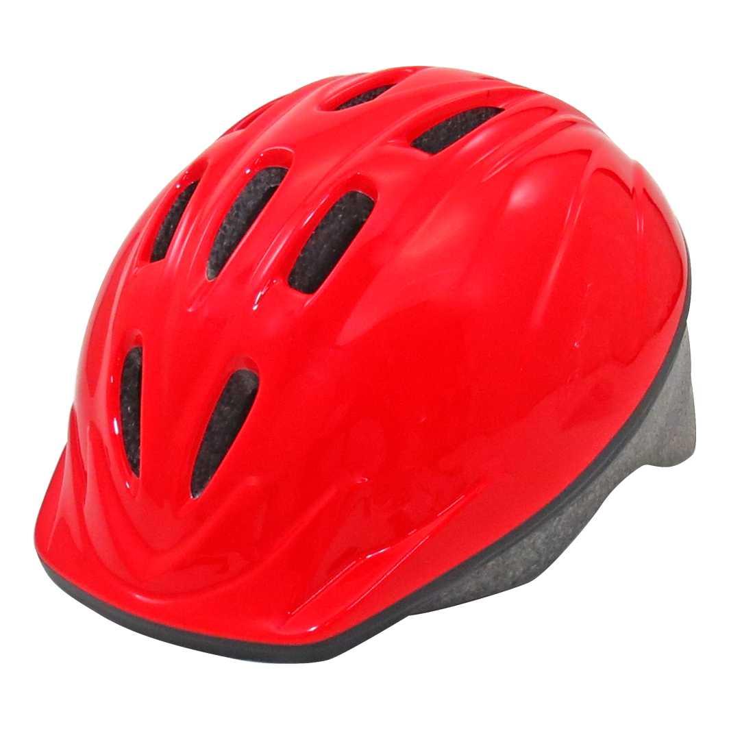 Capacete P/Ciclista infantil PZ-11 M Vermelho
