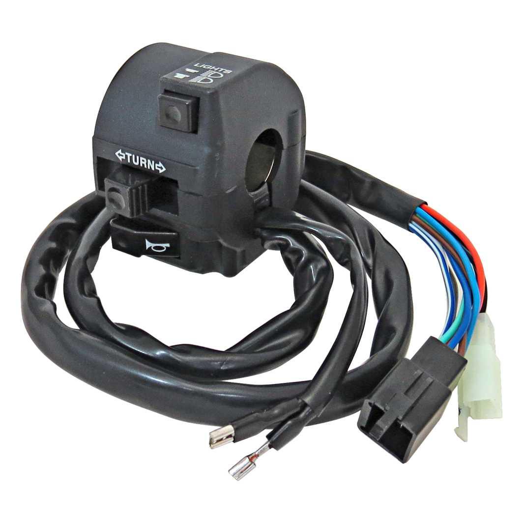 Interruptor Luz 10 Fios NXR 150 06-08 ESD