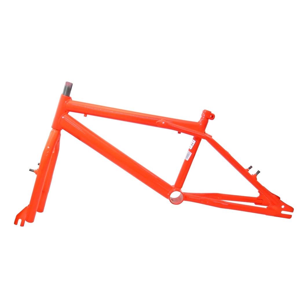 Kit 20 Aço BMX Freestyle Neon Laranja