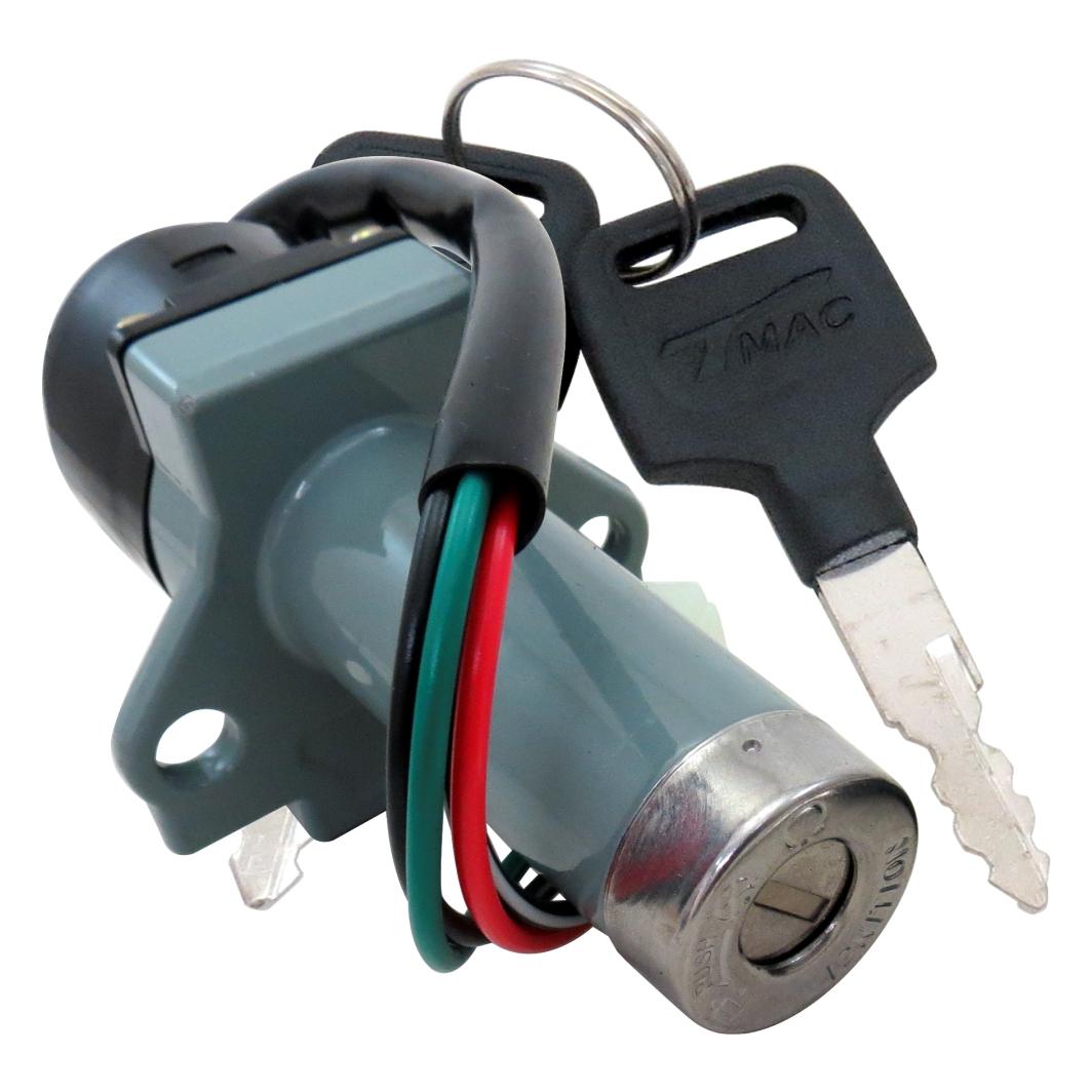 Chave Ignição XR 200 94-02