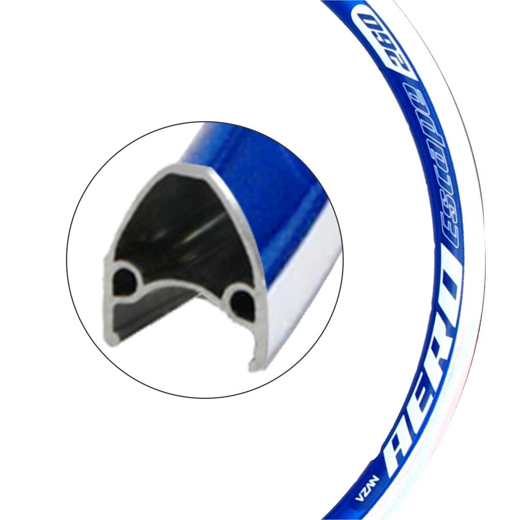 Aro Aluminio 20 Escape Azul