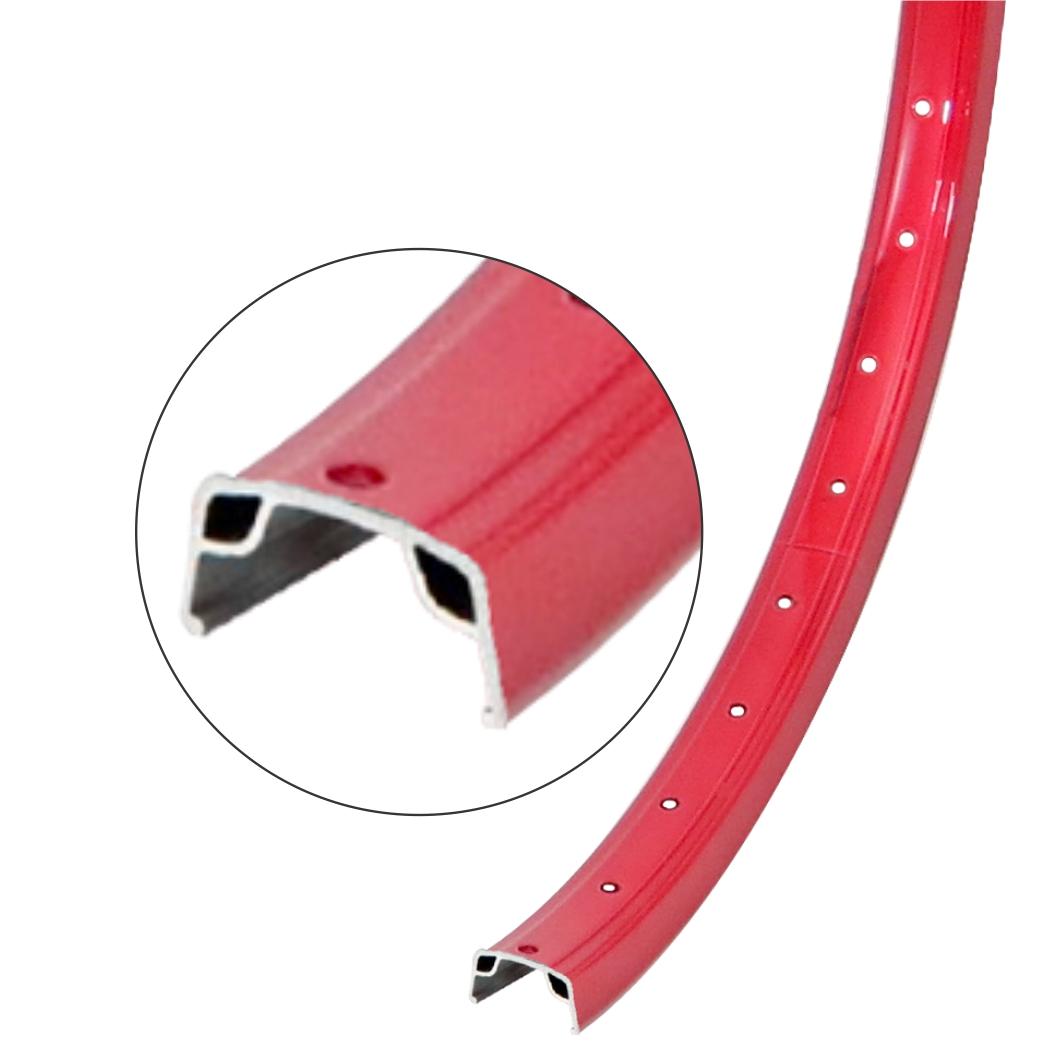 Aro Aluminio 20x2.125 P02 Vermelho