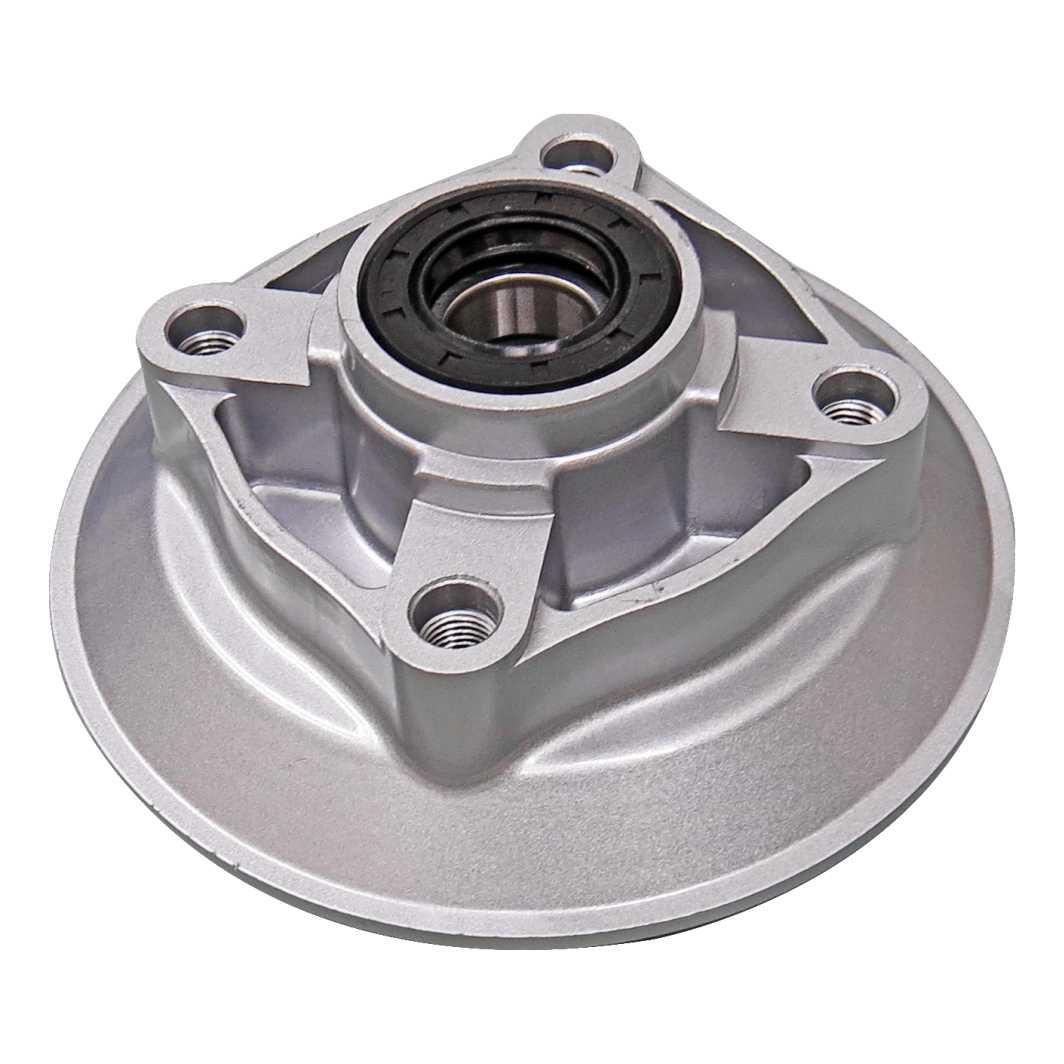 Flange cubo traseiro TITAN 150 04-14 C/Rolamento