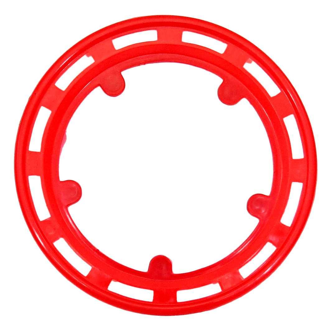 Protetor Plastico 5FT/MK Largo Vermelho