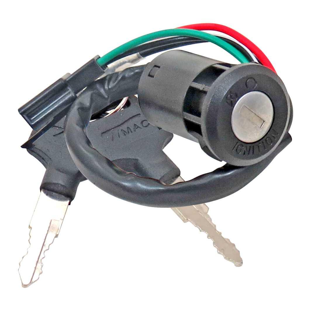 Chave Ignição POP 10007-13