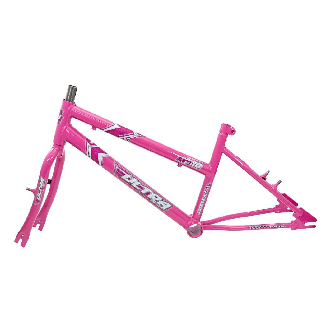 Kit 20 Feminino Rosa