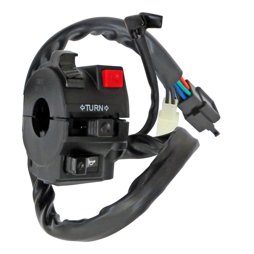 Interruptor Luz 13 Fios NXR 150 03-05 ESD