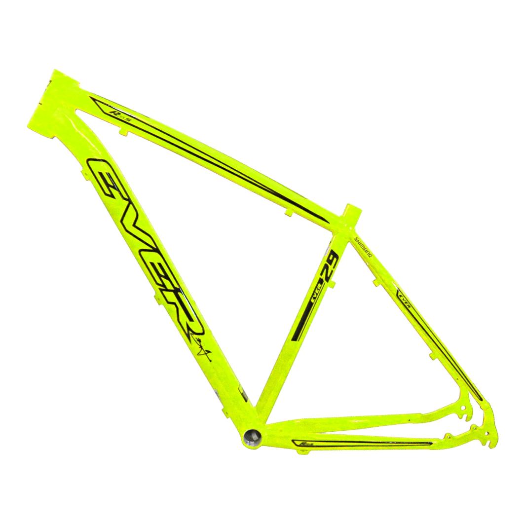 Quadro 29 Aluminio RG-119 Neon Amarelo/Preto