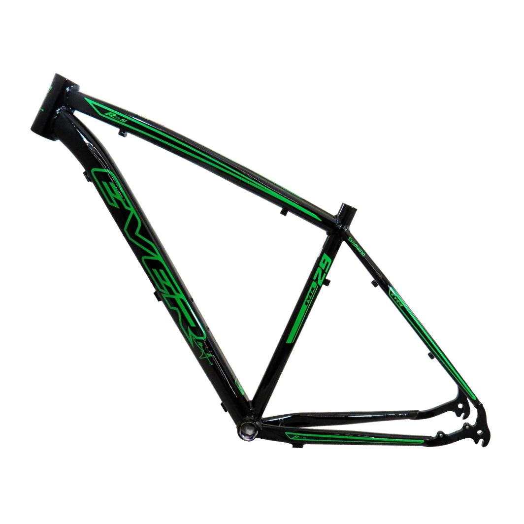 Quadro 29 Aluminio RG-119 Preto/Verde